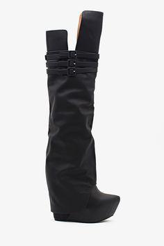 Zealot Knee High Boot