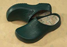 Birkenstock Clogs Slip On Shoes Sz 8 10 Mens Womens Green Casual Super Birki #Birkenstock #Clogs