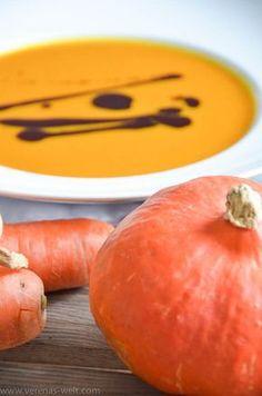 Kürbissuppe mit Curry