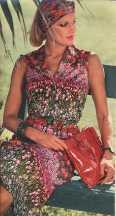 1976, Burda moden