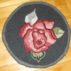 rug hooking designs