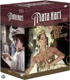 Serie met Josine van Dalsum Mata Hari 1981 Exotic dancer Mata Hari is arrested on suspicion of treason. Before her trial she is questioned thoroughly reveals her life story from her childhood in Zeeland, her marriage in Indonesia and her success and espionage in France.