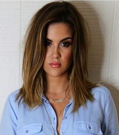 Nicole Guerriero....love the hair style!