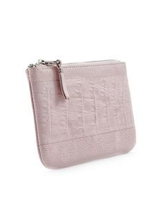 Embossed Leather Coi