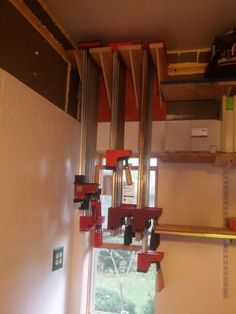 1000 Images About Neat Clamp Racks On Pinterest Storage