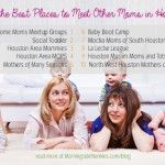 10 of the Best Places to Meet Other Moms in Houston