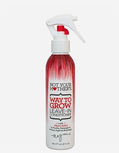 NOT YOUR MOTHERS Way To Grow Leave-In Conditioner