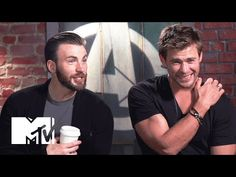 """Community: The Cast Of """"The Avengers"""" Hilariously Tried To Guess Each Other's Biceps"""