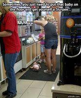 Adult Humor: Parenting Priorities
