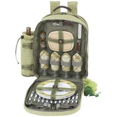 Hamptons Picnic Backpack