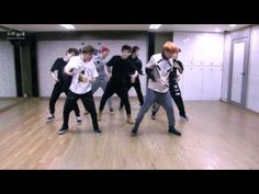 BTS - Just one Day - mirrored dance practice video - 방탄소년단 하루만 (Bangtan Boys) - YouTube