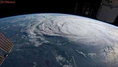 'Harvey' se degrada a categoría 1 sobre Texas
