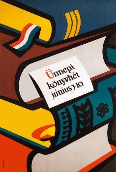Paul Gabor (1913-1992) Affiche
