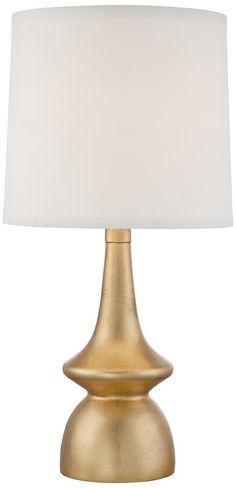 Rexford Gold Modern Table Lamp - - Amazon.com