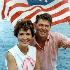 Ronald & Nancy Reagan