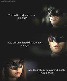 Damon...Stefan...Katherine. Love vampire diaries please check out my website thanks. www.photopix.co.nz