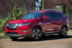 The Nissan Rogue will feature standard emergency braking moving forward