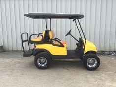 Custom Golf Carts Gallery   Golf Cars of Hickory Best Golf Cart, Custom Golf Carts, New Golf, Bmw M5, Cars, Gallery, Roof Rack, Autos, Car