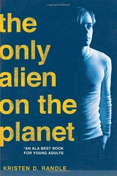 The Only Alien on the Planet by Kristen Randle, http://www.amazon.com/dp/1402226691/ref=cm_sw_r_pi_dp_3Eugqb07PS47S