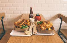 The sunken Chip : premier « fish and chip shop » à Paris