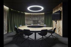 WINNER | The Work Space: Slack Melbourne Office, Breathe Architecture. 2017 INDE Award winners.
