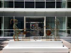 Scultura 3D in stratificato 5+5+5+5 extra chiaro con stampa digitale multilivello e foglie d'oro