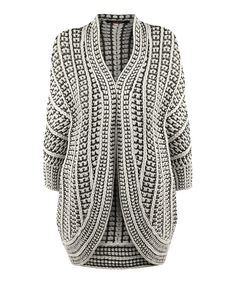 Look at this Charcoal Cardigan on #zulily today!