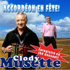 Accordéon en fête - Clody musette sur CDMC.fr