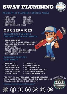 Looking for plumbing repairs? We handle both residential and commercial jobs. Call us today.