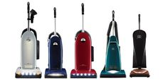 Riccar - Vacuum Cleaners, Uprights- supposedly, the best in the business