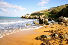 Ramla bay orange sand - Google Search