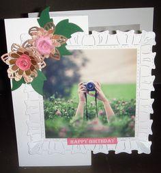 I Card, Happy Birthday, Polaroid Film, Frame, Decor, Happy Brithday, Picture Frame, Decoration, Urari La Multi Ani