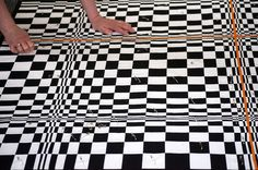 Op Art Quilt by Awksed, via Flickr