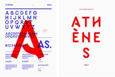 Les graphiquants design studio paris 1 in Typography