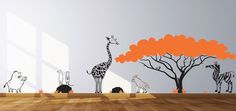 AMAZING Tree Removable Wall Decal
