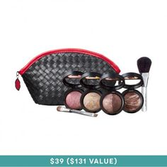 Laura Geller Try Me Collection Baked 101 - Beauty Lessons for Fabulous Face & Eyes Beauty Bar, Beauty Makeup, Centella, Eye Brushes, Laura Geller, Eye Color, Makeup Cosmetics, Louis Vuitton Damier, Hair Care