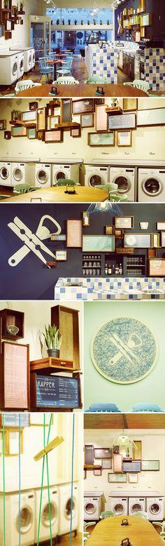 Lavanderia Social. Veja mais: http://leite-com.com.br/loja/lavanderia-social/