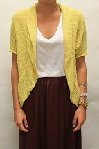 Short sleeve sweater-great layer piece from Skif