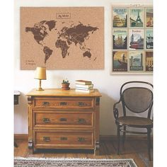 1000 images about woody map mapa de corcho on pinterest woody and maps - Mapa de corcho ...