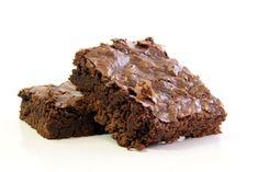 Una muy rica receta de brownies pero con mucho menos calorias que los originales.