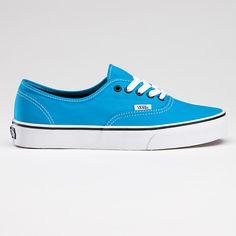 CANVAS AUTHENTIC @ VANS #shoes #vans