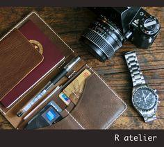 $60   Handmade Premium Leather Passport Wallet   Passport Holder    Passport Cover   Travel Organizer Wallet #passportwallet #passportcover #passportholder #travelorganizer #leathergifts #leatheraccessories