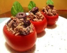 aprende a preparar tomates rellenos de atún con esta rica y fácil receta.  ¿necesitas e4b1f750a01