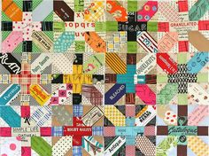 Nice block. I wish I had more time to quilt.