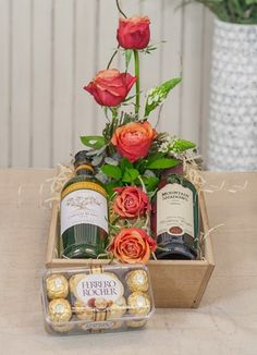 Gauteng Flower & Gift Delivery for all occasions. Whether you are looking for luxury or budget, our flower shops have what you are looking for. Gift Hampers, Flowers Wine, Snacks, Chocolate, Fruit, Gift Delivery, Crafts, Food, Gift Baskets