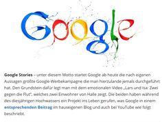 Storytelling bei Google