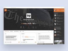 IJR by Ruslan Siiz #Design Popular #Dribbble #shots