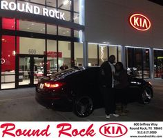 https://flic.kr/p/N9i117   #HappyAnniversary to Cornell and your 2015 #Kia #Optima from Jorge Benavides at Round Rock Kia!   www.deliverymaxx.com/DealerReviews.aspx?DealerCode=K449
