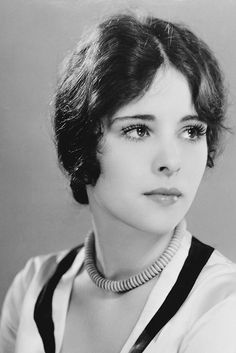 """Dorothy Janis (1912-2010). American silent film actress. Typecast as an """"exotic beauty"""", she had a brief career in the late 1920s. She was discovered by Hollywood talent scouts while still in high school and signed by MGM to a five year contract."""