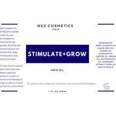 Stimulate+Grow Hair Oil